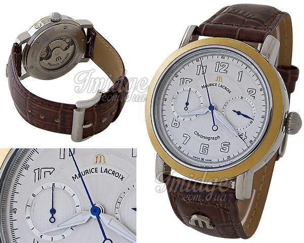 Мужские часы Maurice Lacroix  №S0065