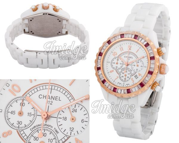 Женские часы Chanel  №MX1943