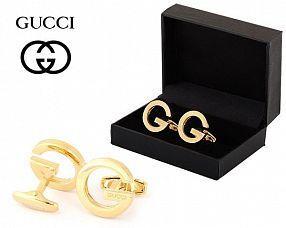 Запонки Gucci  №402