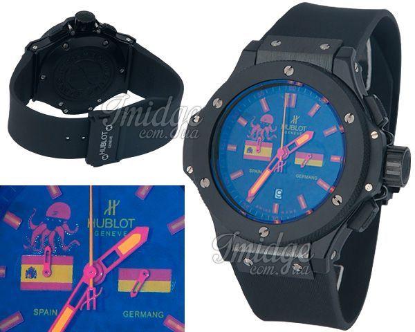 Мужские часы Hublot  №N0600