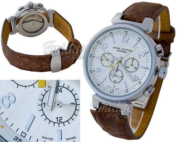 Мужские часы Louis Vuitton  №C0243