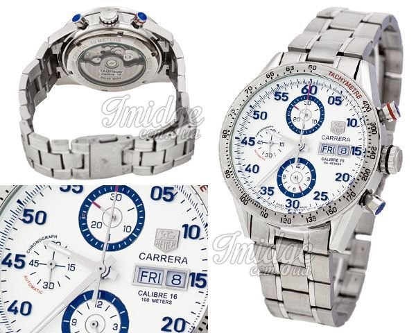 Мужские часы Tag Heuer  №MX1265