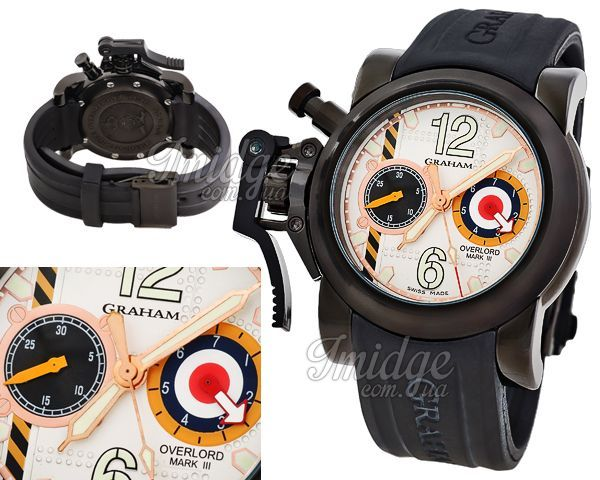 Мужские часы Graham  №MX1058