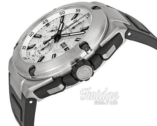 Часы IWC Ingenieur Double Chronograph Titanium