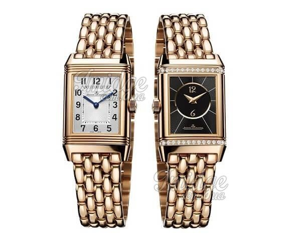 Часы Jaeger-LeCoultre Reverso Classic Small Duetto