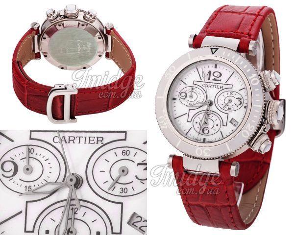Женские часы Cartier  №MX2246
