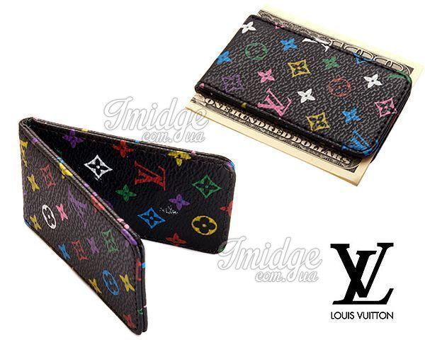 Зажим для денег Louis Vuitton  Z0007