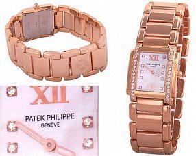 Женские часы Patek Philippe  №M3537-2