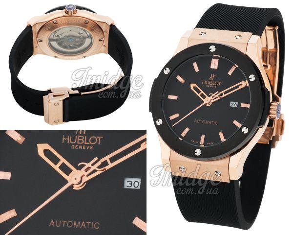 Мужские часы Hublot  №N1650
