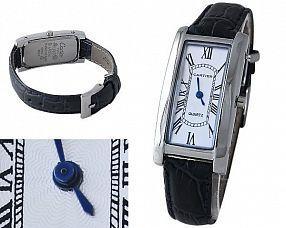 Женские часы Cartier  №Scar1