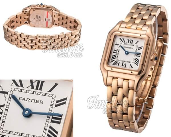 Женские часы Cartier  №MX3640 (Референс оригинала WGPN0007)