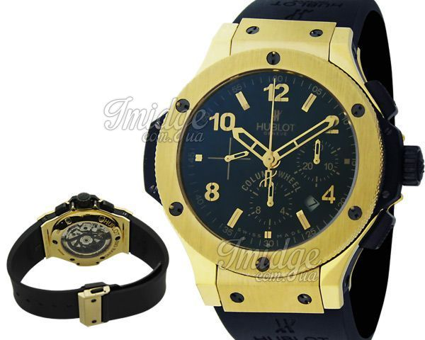 Мужские часы Hublot  №M3891