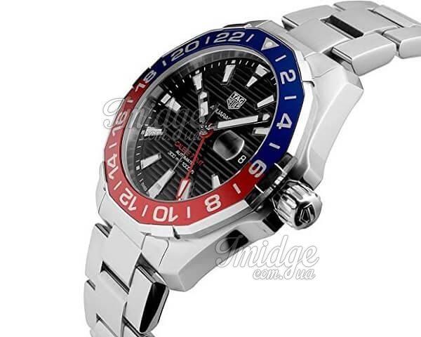 Часы TAG Heuer Aquaracer Calibre 7 GMT Automatic