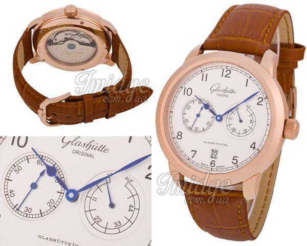 Мужские часы Glashutte Original  №N1528-1