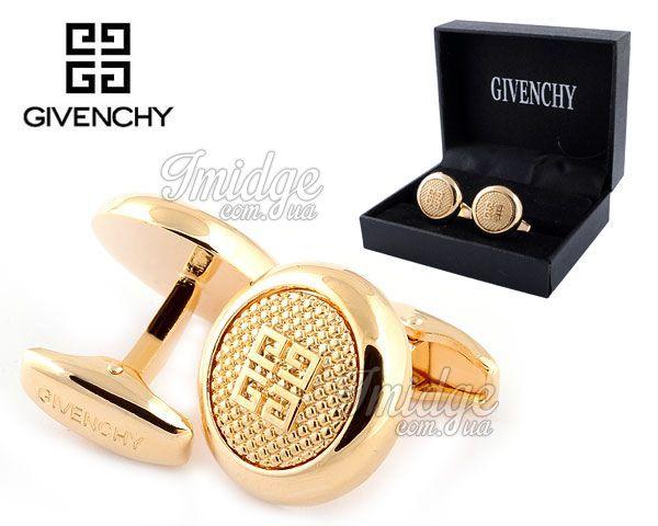 Запонки Givenchy  №341