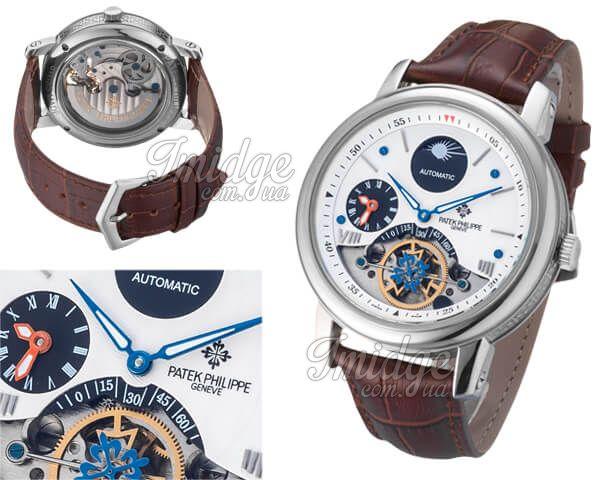 Мужские часы Patek Philippe  №MX3449