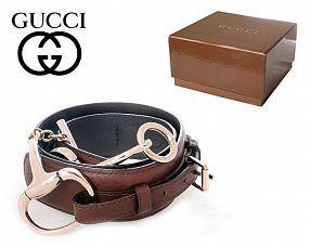 Ремень Gucci  №B044