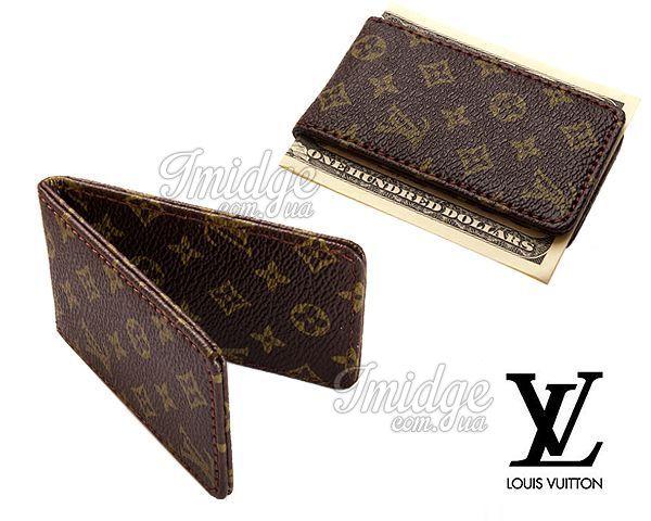 Зажим для денег Louis Vuitton  Z0023