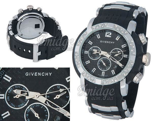 Унисекс часы Givenchy  №N0620