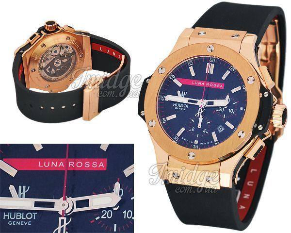 Мужские часы Hublot  №M3699-1