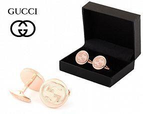 Запонки Gucci  №411