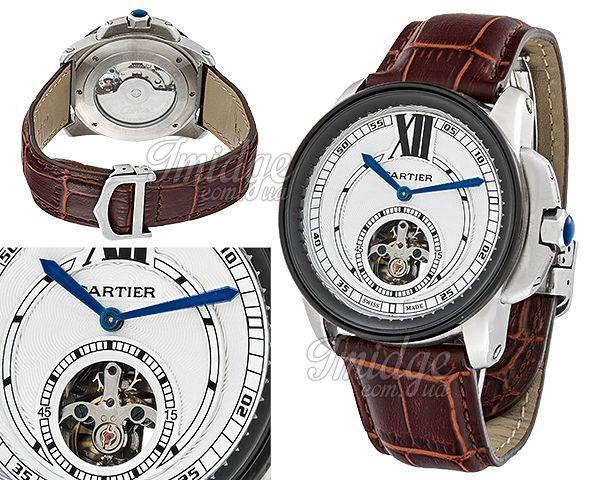 Мужские часы Cartier  №MX2860