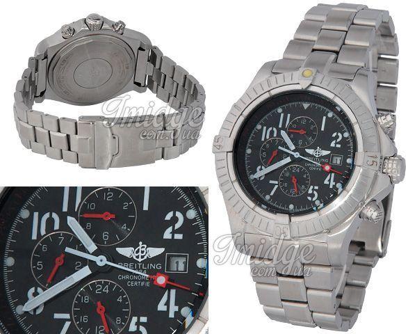 Мужские часы Breitling  №MX0564