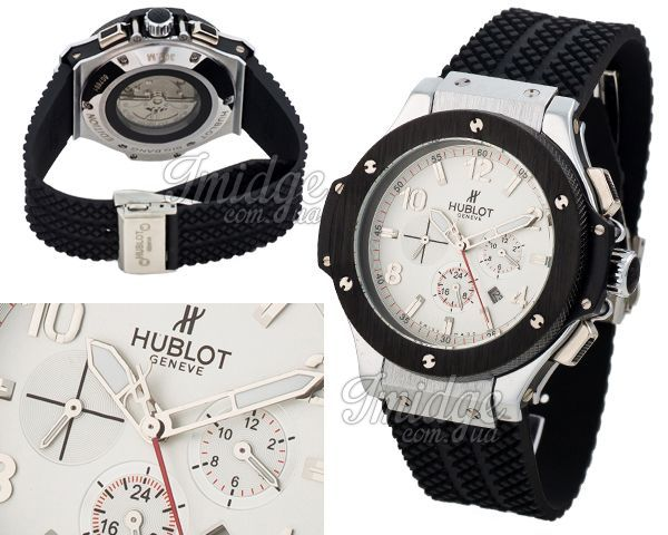 Мужские часы Hublot  №MX1612