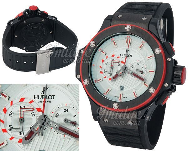 Мужские часы Hublot  №N0599
