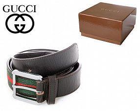 Ремень Gucci  №B030