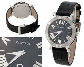 Женские часы Tiffany & Co  №MX1890 (Референс оригинала SS Black CL)