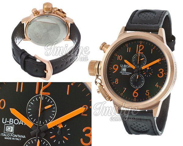 Мужские часы U-BOAT  №MX1516