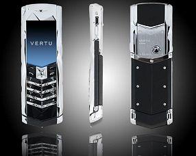 Vertu Модель Boucheron Silver I
