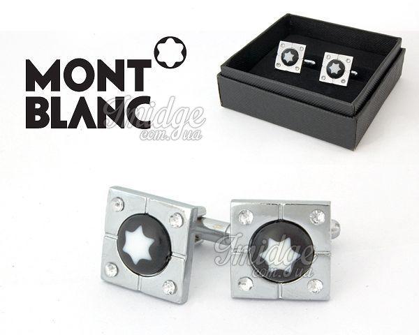 Запонки Montblanc  №213