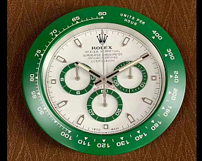 Настенные часы Rolex  №WC017