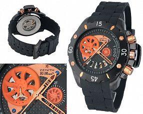 Мужские часы Zenith  №MX0588