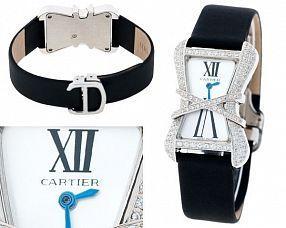 Женские часы Cartier  №N2064