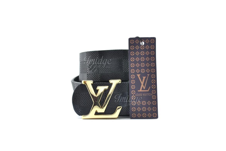 Ремень  Louis Vuitton Real Leather №B0225