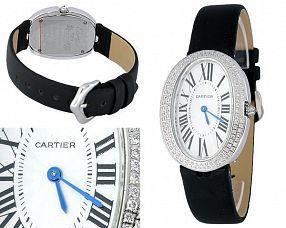 Женские часы Cartier  №M2711