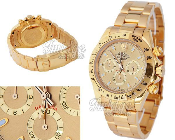 Мужские часы Rolex  №M3772-1