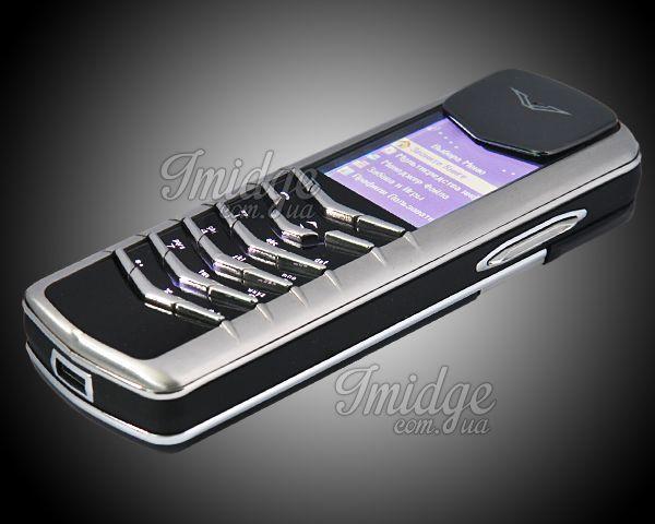 Телефон Vertu  Signature Silver HE