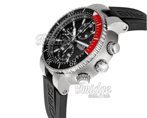 Часы Oris Divers Titan Chronograph