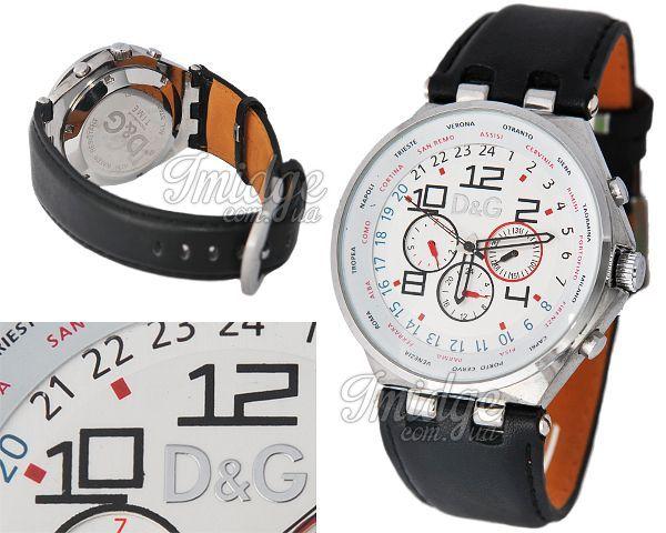 Унисекс часы Dolce & Gabbana  №S0060