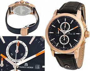 Мужские часы Maurice Lacroix  №MX1700