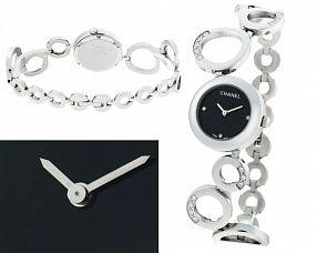 Женские часы Chanel  №N1788