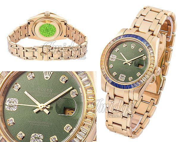 Женские часы Rolex  №MX3152