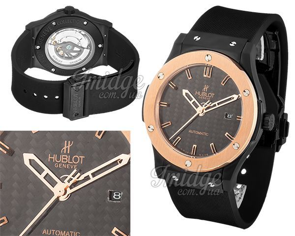 Мужские часы Hublot  №MX3278