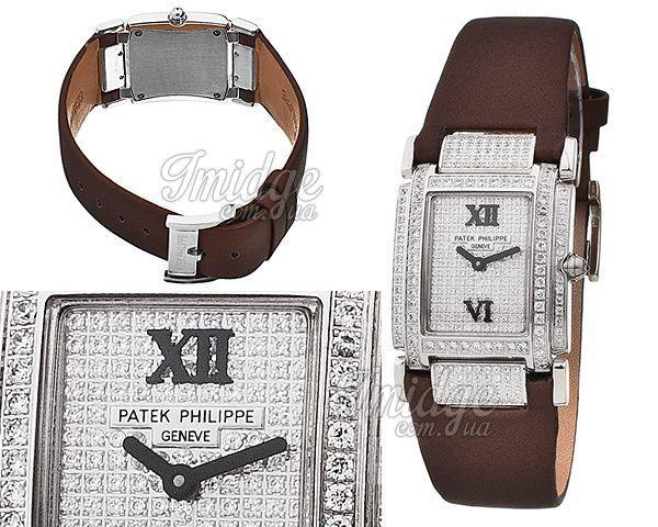 Женские часы Patek Philippe  №MX1334