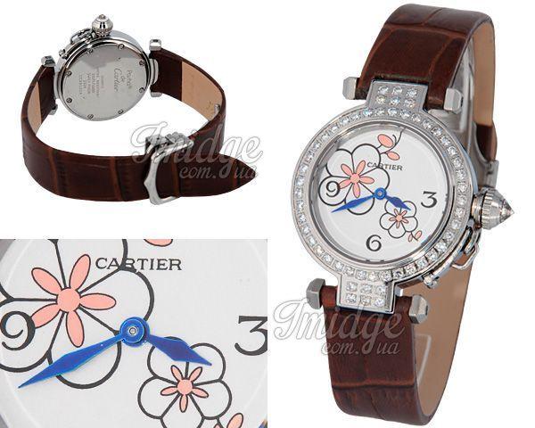 Женские часы Cartier  №MX0454