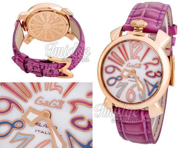 Женские часы Gaga Milano  №N1104